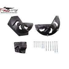 T-Rex Racing 2008 - 2012 Dorsoduro Shiver 750 Engine Case Covers