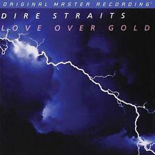 DIRE STRAITS Love Over Gold SACD Hybrid MOBILE FIDELITY 2019 Brand New & SEALED!