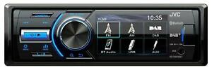 JVC KD-X561DBT MP3-Autoradio mit Bluetooth DAB USB iPod AUX-IN
