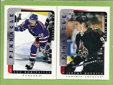 1996–97 Pinnacle Be A Player Hockey Card Set # 1 to 110