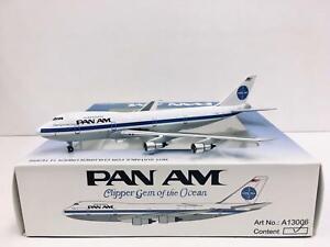 Big Bird / Gemini scale 1-400 Pan Am BOEING 747-212B N730PA A13006