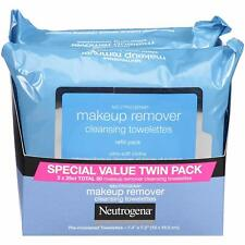 Neutrogena Makeup Remover Cleansing Towelettes, Daily Cleansing Face Wipes to Re