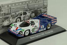Porsche 956 Winner 24H Daytona 1985 # 8 swap shop 1:43 MAP Museum Spark