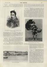 1900 Emperor Of China Suicide Boxer Follower Bisley Meet Telephone