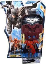 The Dark Knight Rises Deluxe Saw Strike Batman Action Figure MIB Mattel Toy  DC