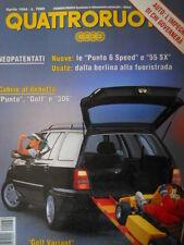 Quattroruote 462 1994 - Salone di Torino novità ALFA 145    [Q35]