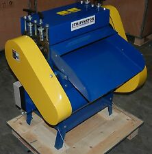 STRiPiNATOR ® Model 945 Wire Stripping Machine Copper Recycling Auto Stripper