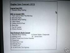 Eagles Concert Live at BBC - 1973