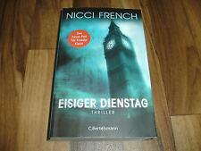 Nicci French -- EISIGER DIENSTAG / Ein neuer Fall für Frieda Klein  / Paperback