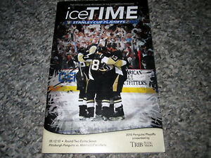 Pittsburgh Penguins ICETIME - FINAL GAME @ MELLON ARENA