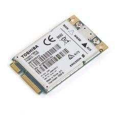Unlocked TOSHIBA F3507G 3G WWAN HSDPA Mini PCI-E card Mobile Broadband module