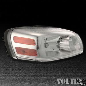 2005-2008 Chevrolet Uplander Buick Terraza Headlight Lamp Clear lens Halogen RH
