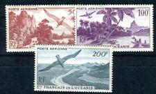 OCEANIE 1948 Yvert PA 26-28 ** POSTFRISCH TADELLOS SATZ FLUGPOST (F3864