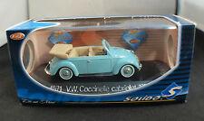 Solido 4571 ◊ VW Coccinelle cabriolet 1950   ◊ 1/43 ◊ en boite/boxed