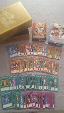 Yu-Gi-Oh! / Lot de 100 Cartes Françaises+2 Decks scellés+Boîte de rangement