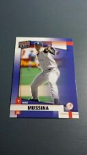 MIKE MUSSINA 2002 DONRUSS FAN CLUB CARD # 28 B7744