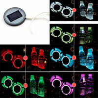 2PCS LED Car Cup Holder Pad Mat for Land Rover Auto Interior Atmosphere Lights