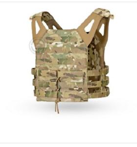 Crye Precision JPC Jumpable Plate Carrier Vest - MultiCam - MEDIUM