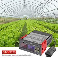 STC-3028 Digital Temperature Hygrometer Humidity Controller Thermostat Q6D6