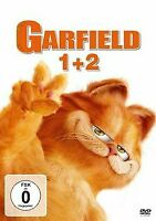 Garfield 1+2 | DVD | Zustand gut