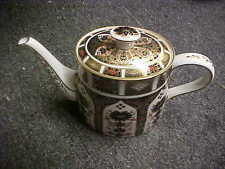 Royal Crown Derby Old Imari 1128 Large 5 Cup Teapot(s) Mint First Quality