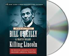 NEW & SEALED~Killing Lincoln by Bill O'Reilly & Martin Dugard~6 CDs Audio Book