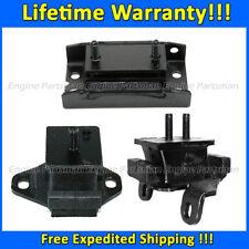 L/&R Front Motor Mounts 2PCS Set for 88-94 Isuzu Amigo// Pickup 2WD 2.3// 2.6L