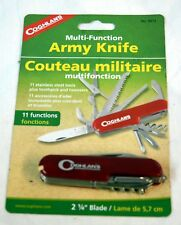 Coghlan's 9511 multi-function army knife 11 function camping survival (#bte95)