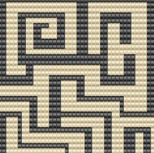 10 Patterns for 25.99 - Special Sale - Loom and or Peyote Bead Patterns