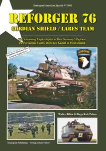 TANKOGRAD 3043 REFORGER 76 Gordian Shield  VORBESTELLUNG!!!