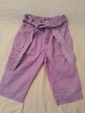 lotto 673 pantalone pantaloni bimba bambina viola LISA ROSE 4 anni 102cm