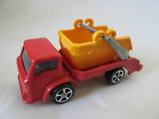 1973 Corgi Juniors Red Ford D 1000 Container Truck #54 Gt. Britain (Minty)