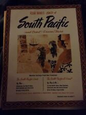 Vintage Travel Brochure South Pacific Cruise Lines 1960 3–4