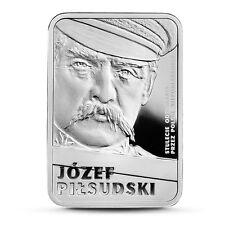 Poland / Polen - 10zl Regaining Independence by Poland - Jozef Pilsudski
