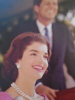 SIGNED - IN THE KENNEDY STYLE : Magical Evenings in the Kennedy White House