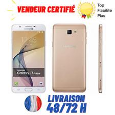 """Samsung Galaxy J7 SM-J710FN smartphone 5,5"""" android 16 Go ram 2 Go or désimlocké"""