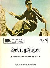 Peter Chamberlain, Chris Ellis / Gebirgsjäger German Mountain Troops 1973