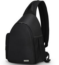 Canon Nikon Olympus One Shoulder Camera Bag Waterproof Backpack Shoulder Bag