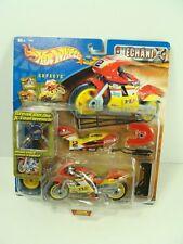 Hot Wheels Mechanix Supacyc Motorcycle