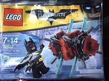 Lego Batman Movie Mini Set/Polybag 30522 Batman in the Phantom Zone ~New Sealed