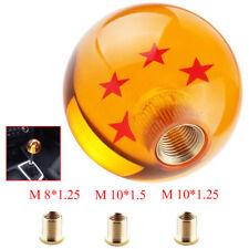 Dragon ball Z Shift Knob 4 Star 54mm custom FOR TOYOTA SCION LEXUS WRX M12X1.25