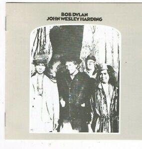 CD - Bob DYLAN - JOHN WESLEY HARDING - austrian Press