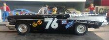 #76 Larry Frank Thor Chevrolet 1957 Convertible 1/32nd Custom Built Slot Car