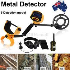 Metal Detector Deep Searching Sensitive Gold Digger Treasure Hunter Pinpointer