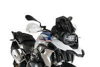 PUIG RACING SCREEN BMW R1250 GS HP 18-19 DARK SMOKE
