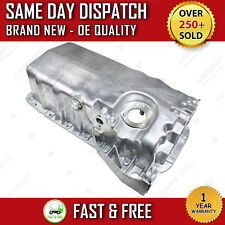 VW GOLF MK4, BORA, BEETLE, POLO 1.8T ENGINE OIL SUMP PAN WITH BORE 1997>10 *NEW*