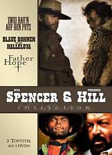 DVD 3 Filme Box Bud Spencer & Terence Hill Collection Zwei haun auf den Putz etc