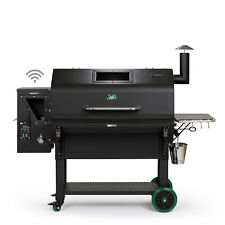 GMG Jim Bowie Prime Plus WiFi Pellet Grill With Black Hood Green Mountain Grills