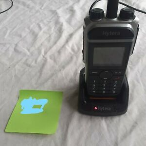 Hytera PD685 great condition with charging base
