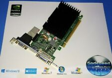 512MB Full Height Size Length PCI-Express PCIe x16 Video Graphics VGA Card